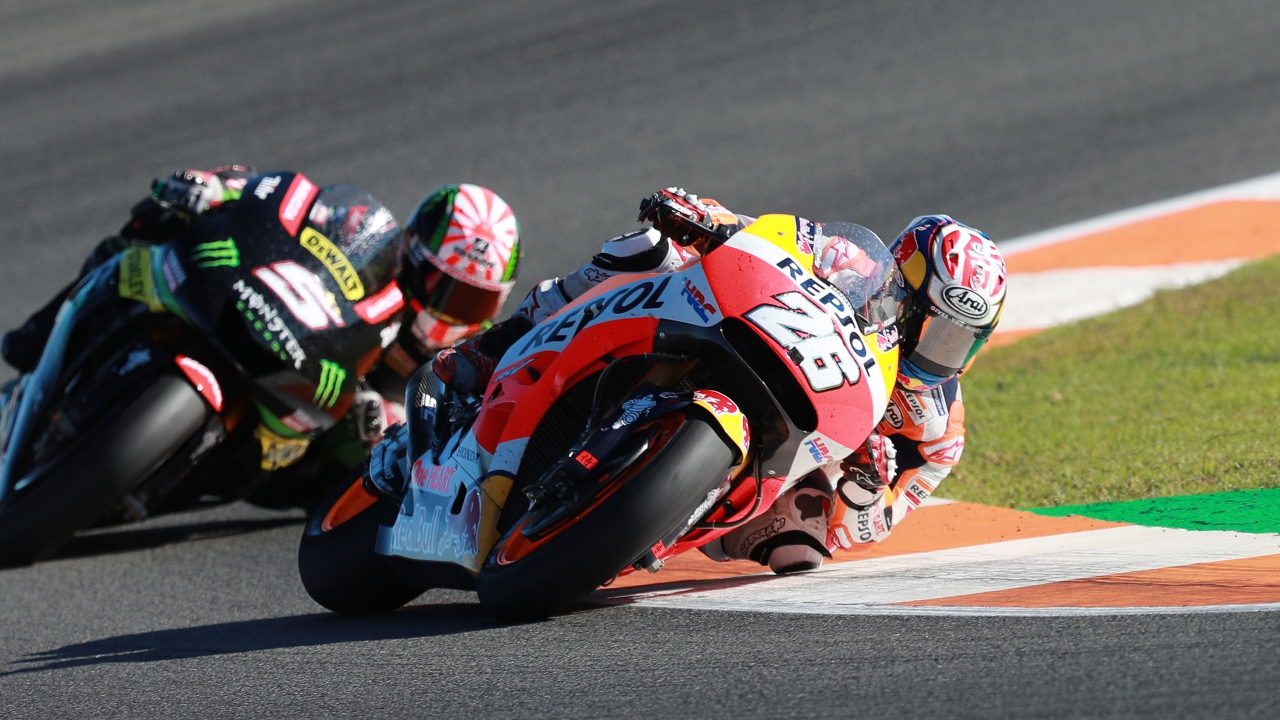 MotoGP Valencia 2018: Horarios, TV y links