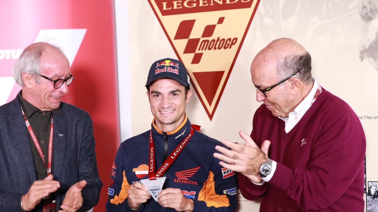 Los 29 MotoGP Legends