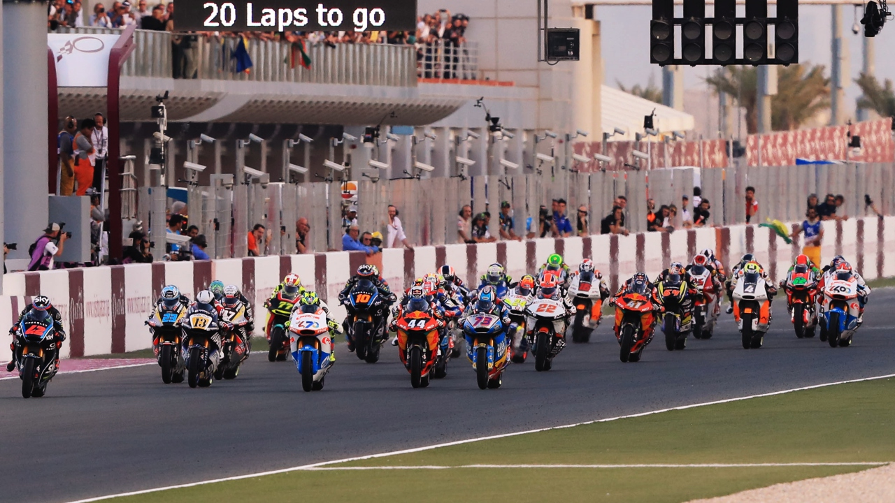 Moto2 2019, lista de inscritos provisional