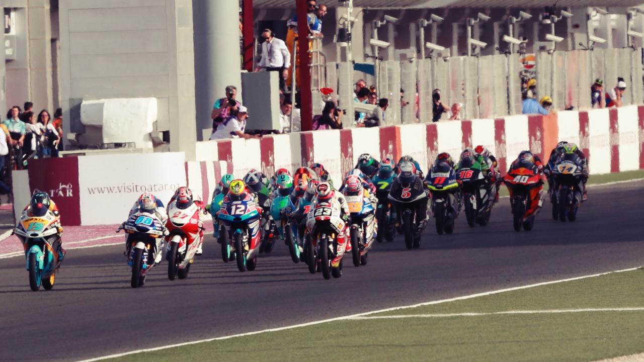Moto3 2019, lista de inscritos provisional