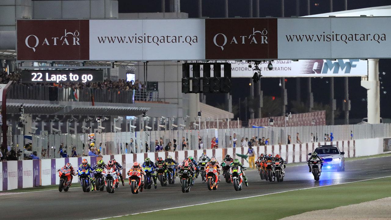 DAZN dará gratis los GP de Qatar y Argentina