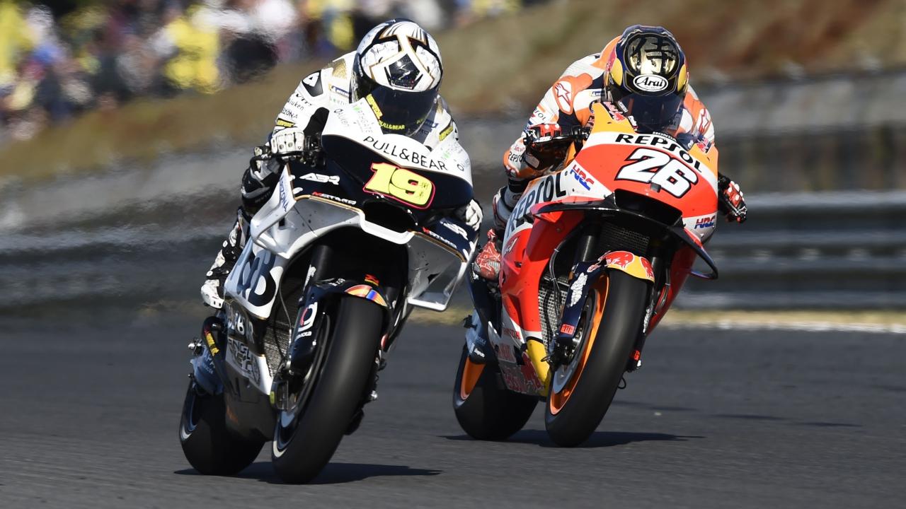 15 despedidas de MotoGP en Valencia 2018