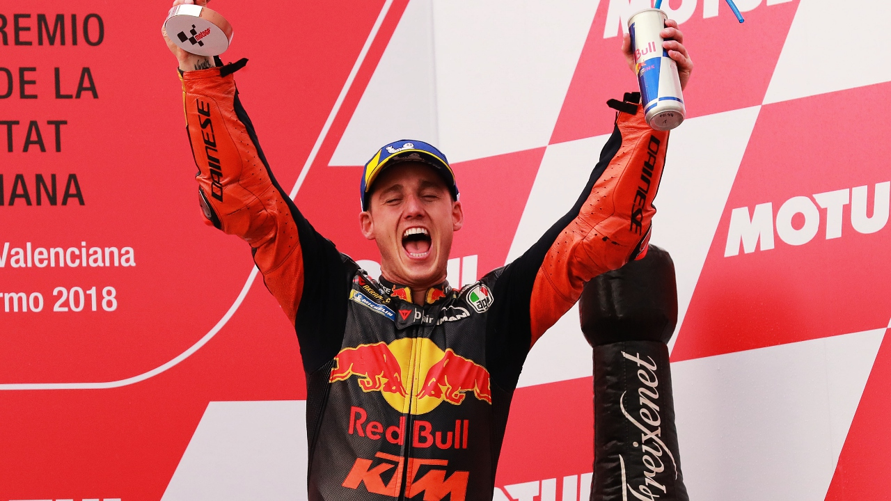 """Pol Espargaró tras su podio: """"Para mí es muy bestia, pero creo que más para KTM"""""""