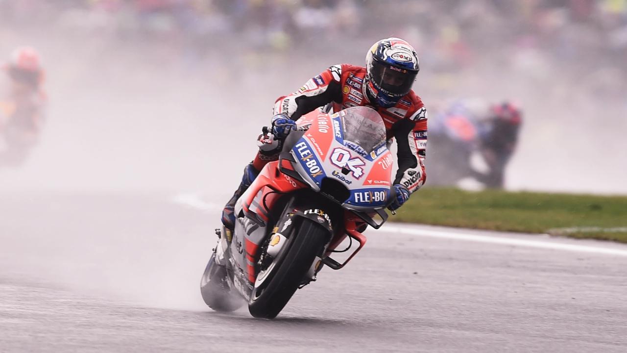 Andrea Dovizioso, un aviso para MotoGP 2019 y una lección aprendida