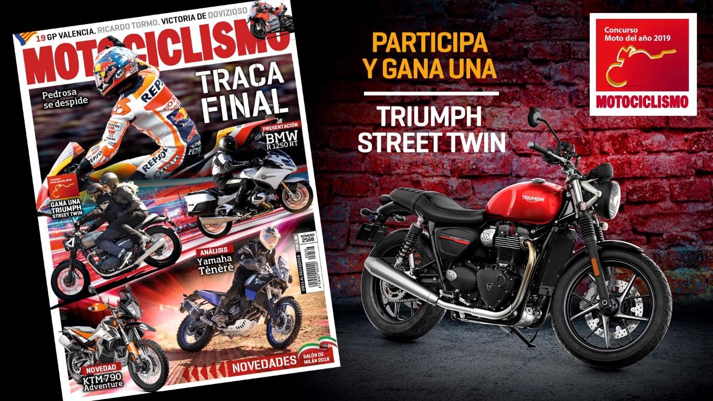 MOTOCICLISMO 2566, contenidos y sumario de la revista