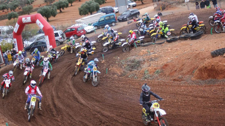El Motocross Clásico pone el broche de oro en Villarejo de Salvanés