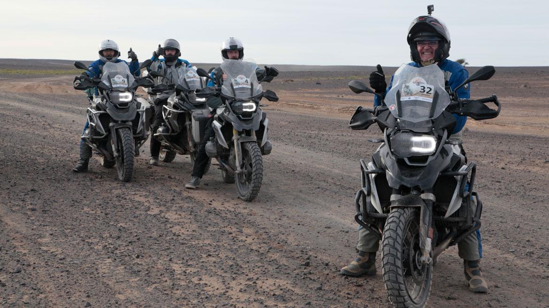 PuntApunta: Trail 5 estrellas