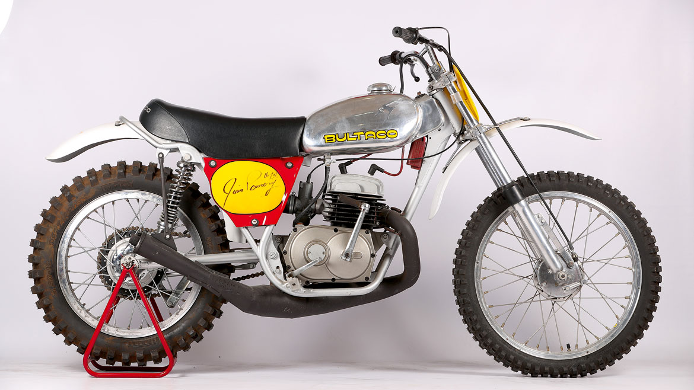 Bultaco Pursang MK6 400 Proto 'Conquistador' 1972