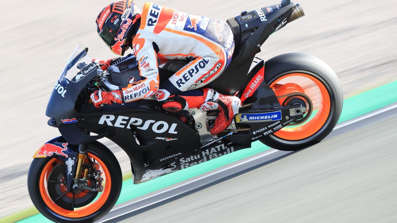 "Marc Márquez: ""Tenía prohibido caer, me amenazaron con castigarme sin ir a Jerez"""