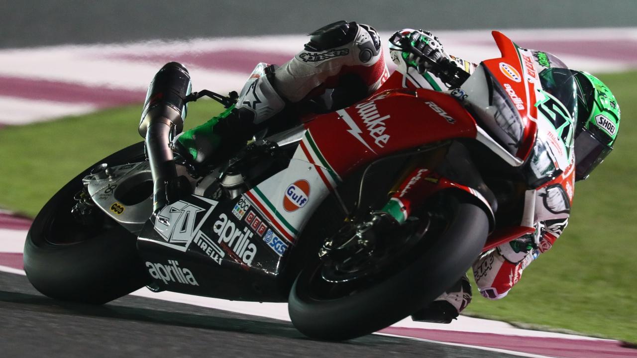 Eugene Laverty seguirá en el Mundial de Superbike 2019 con una Ducati Panigale V4 R