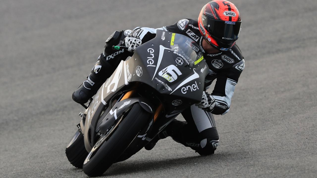 Mike Di Meglio lidera el día en MotoE pero Bradley Smith sale de Jerez como el más rápido