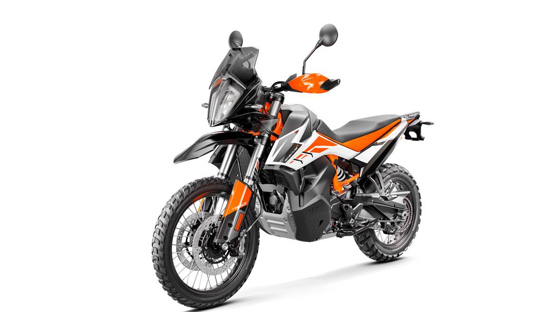 KTM anuncia los precios de las 790 Adventure y Adventure R