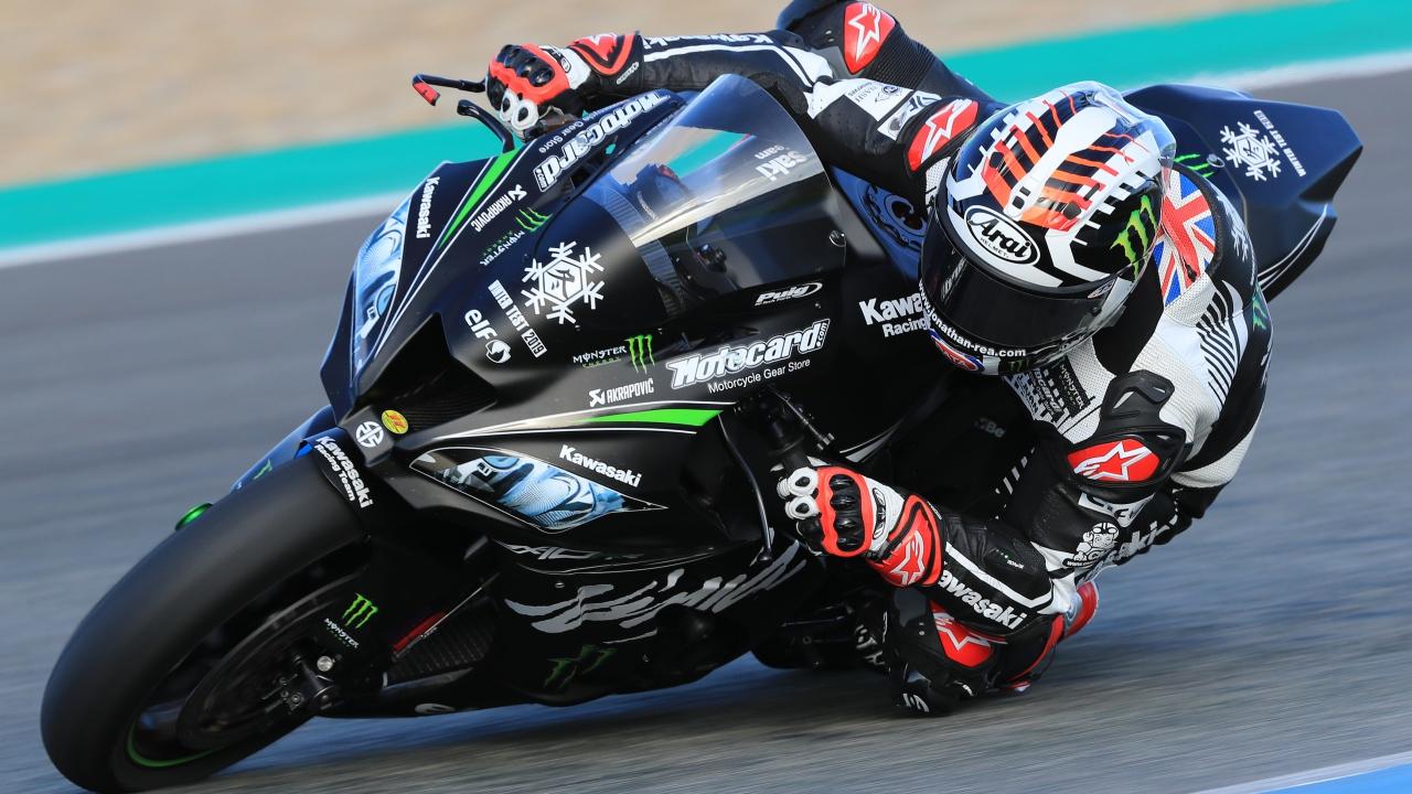 Jonathan Rea se destaca y Álvaro Bautista acaba cuarto el test de Superbike en Jerez