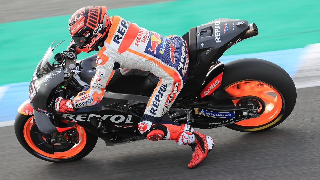 """Marc Márquez: """"Jorge Lorenzo y yo coincidimos en dónde tiene que mejorar la Honda"""""""