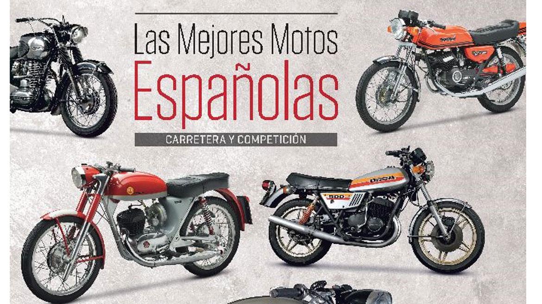 """Ya a la venta el libro de coleccionista """"Las Mejores Motos Españolas"""""""