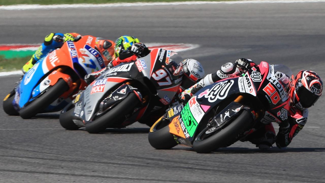 Moto3, cuando la prisa es la mejor consejera