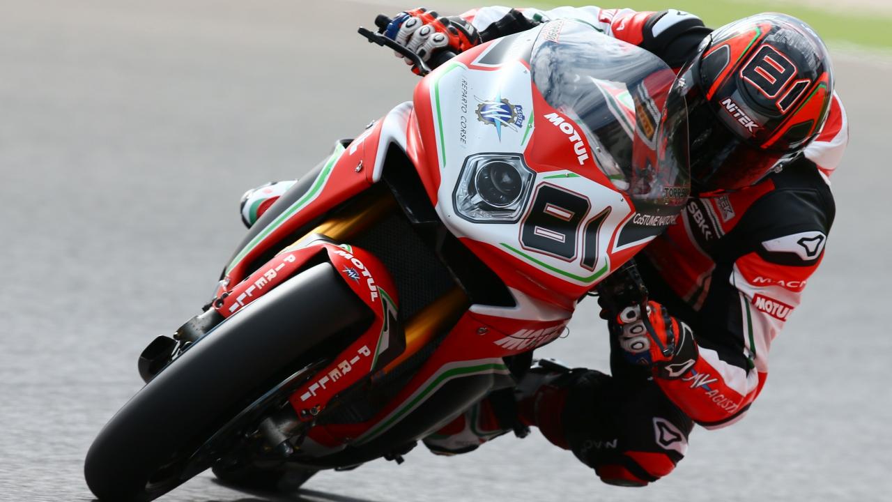 Jordi Torres correrá el Mundial de Superbike 2019 con una Kawasaki ZX-10RR