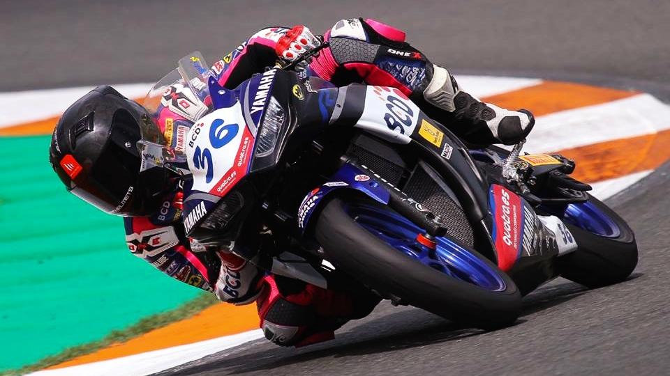 Beatriz Neila correrá el Mundial de Supersport 300 con Yamaha en 2019