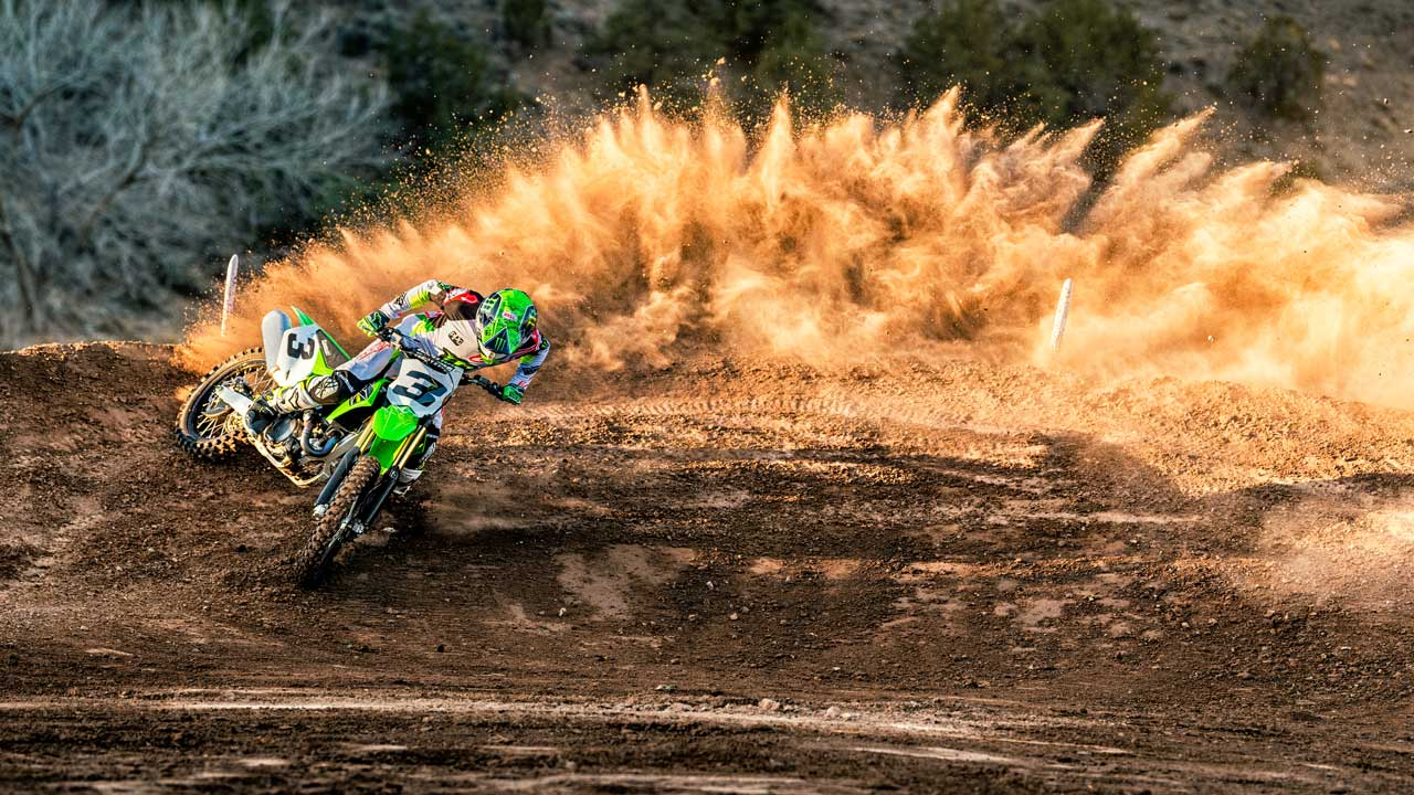 Vuelve la Kawasaki Team Green Cup al Nacional de MX
