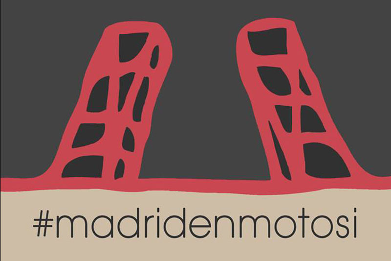 Manifestación #madridenmotosi el próximo domingo 16 de diciembre