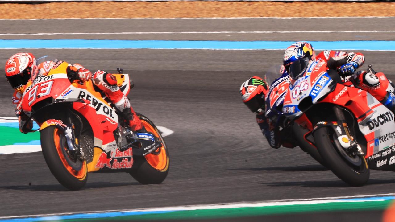 MotoGP nombra al Gran Premio de Tailandia el mejor de 2018