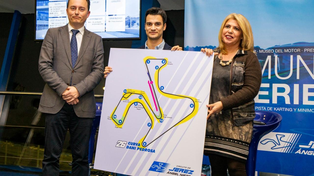 Dani Pedrosa tendrá su propia curva en el Circuito de Jerez – Ángel Nieto