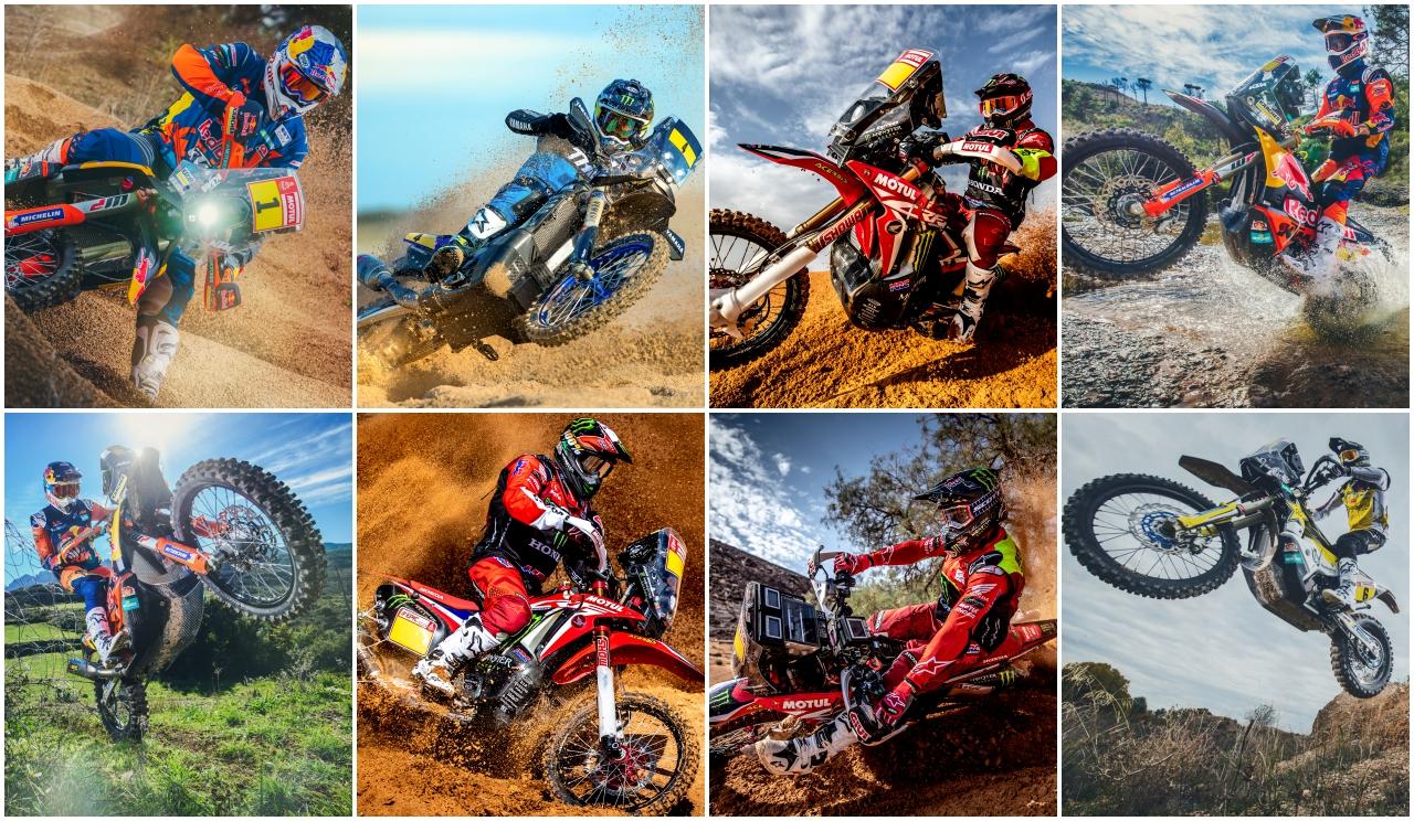 Dakar 2019: Los ocho favoritos