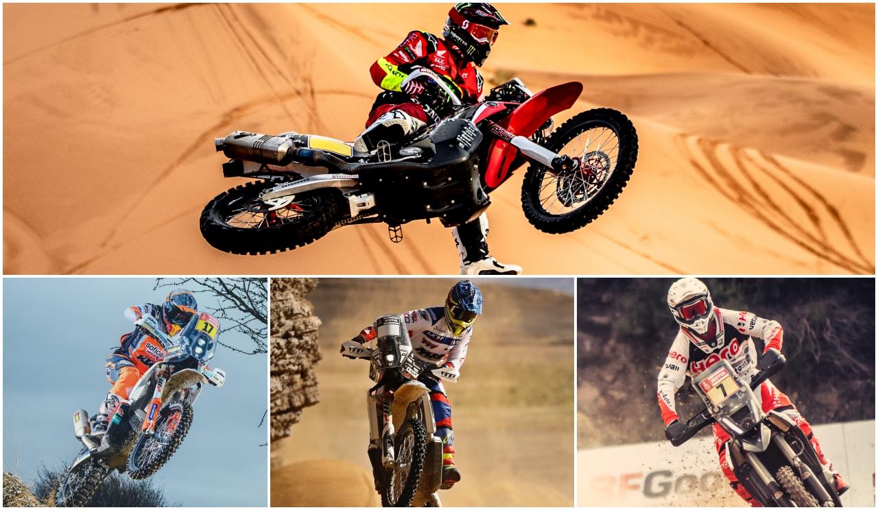 Dakar 2019: Los 22 pilotos españoles
