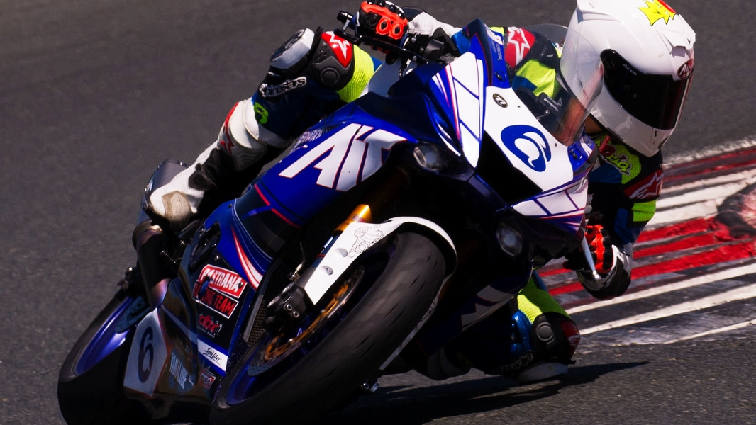 María Herrera correrá el Mundial de Supersport 2019 con una Yamaha YZF-R6