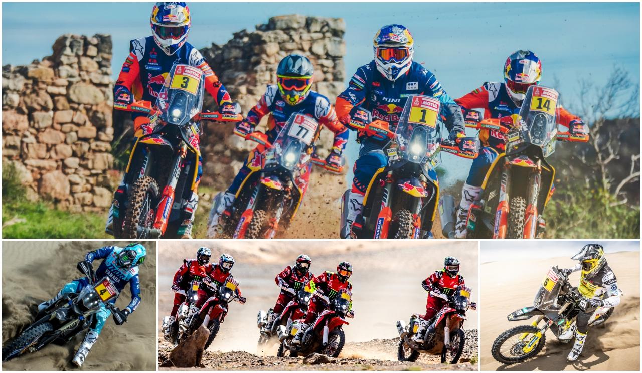 Dakar 2019: El globo de KTM y tres agujas bien afiladas