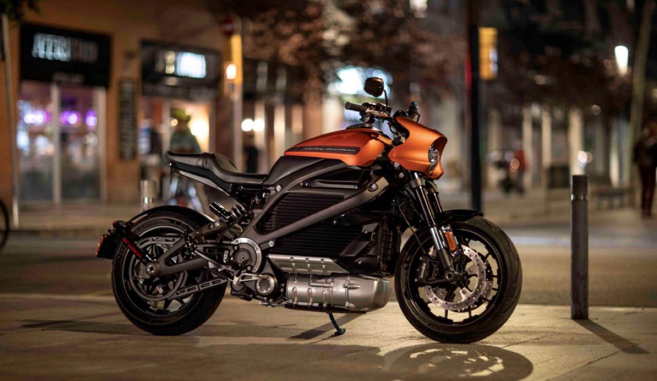 33.700 euros, ese será el precio de la primera moto eléctrica de Harley-Davidson