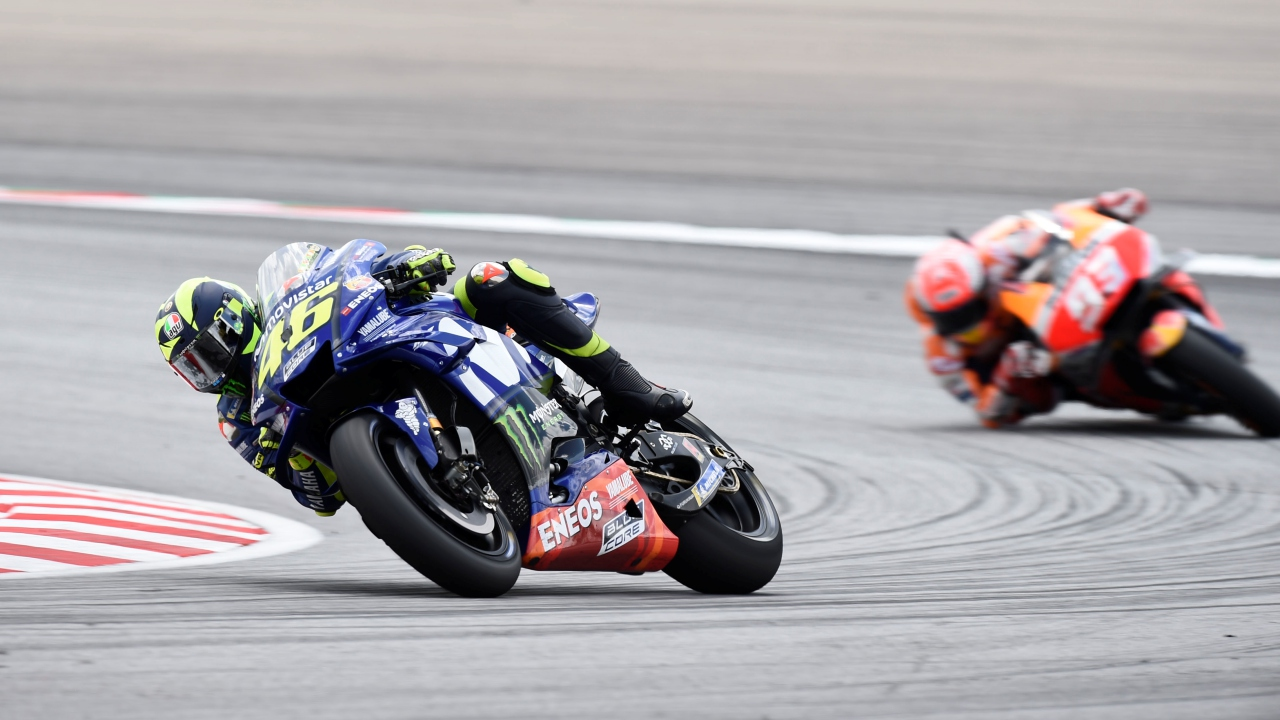 Valentino Rossi es más líder del GP All Time y Marc Márquez ya roza el top ten
