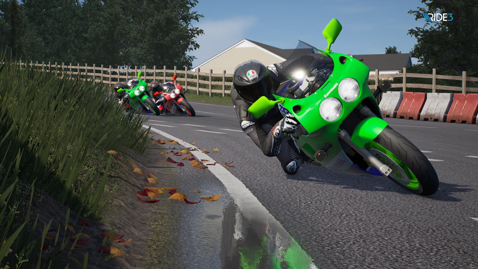 Análisis Ride 3, reactivando el motociclismo con el videojuego