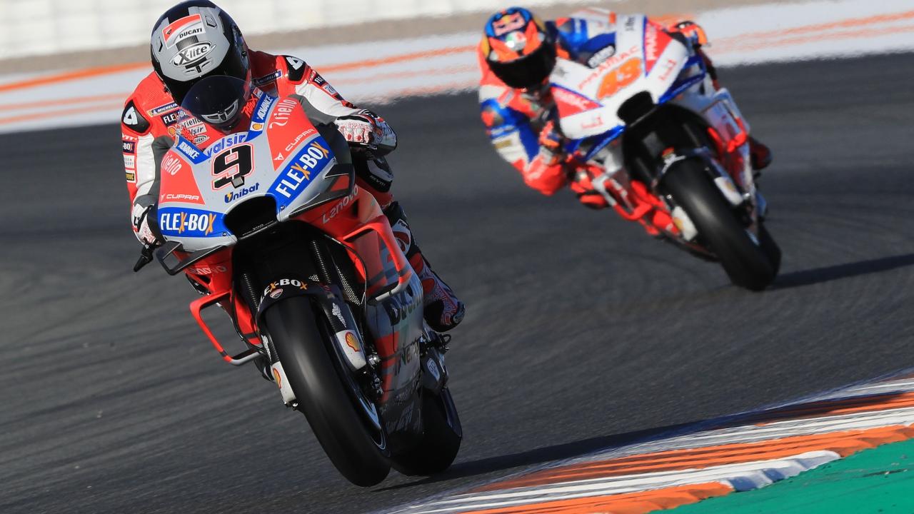 Ducati ya 'subasta' su segunda moto oficial para MotoGP 2020 entre tres pilotos