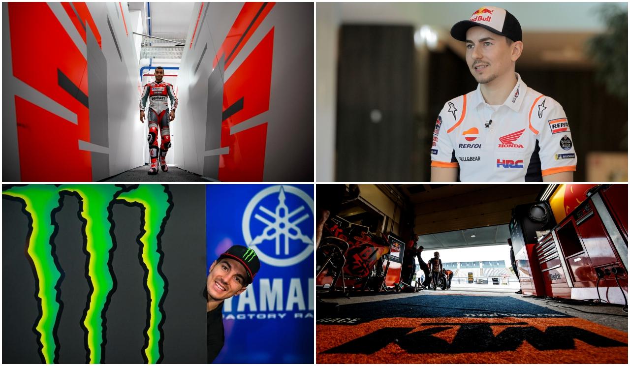 MotoGP 2019: Cuándo y dónde se presentan las nuevas Ducati, Honda, Yamaha y KTM