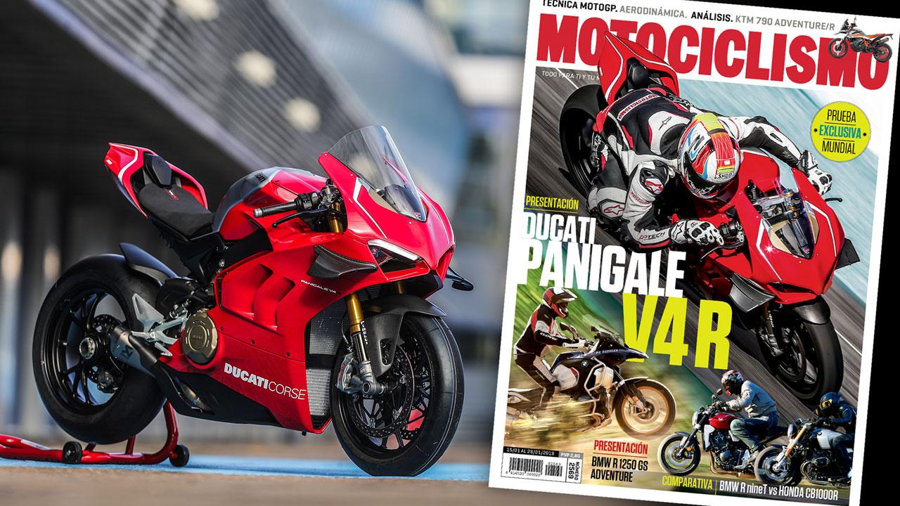 MOTOCICLISMO 2569, contenidos y sumario de la revista