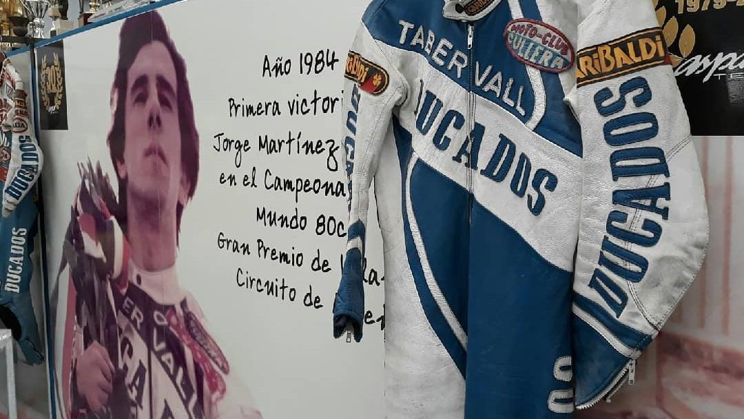 Jorge Martínez 'Aspar' será homenajeado en Alzira este domingo 20 de enero