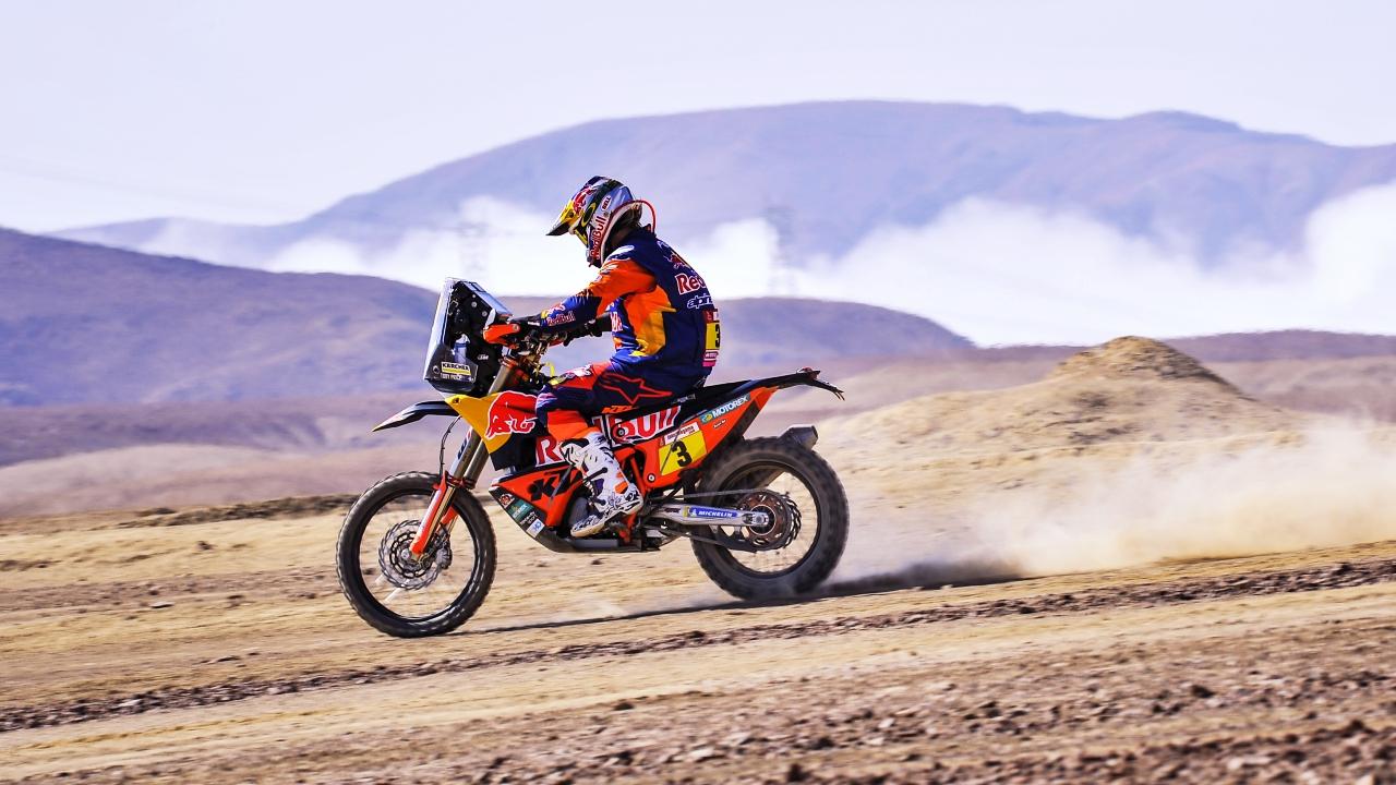 Dakar 2019: Matthias Walkner gana la etapa y un Toby Price estelar se aúpa al liderato