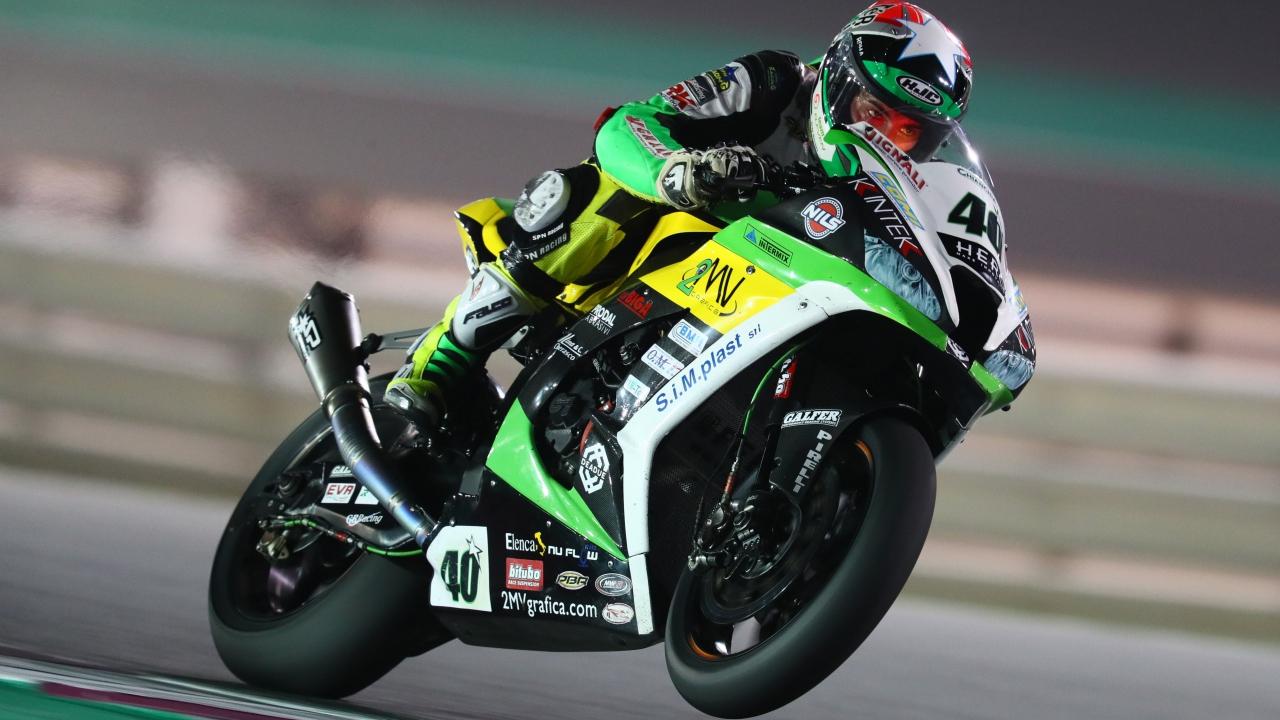 Román Ramos correrá el ESBK 2019 con una Yamaha YZF-R1