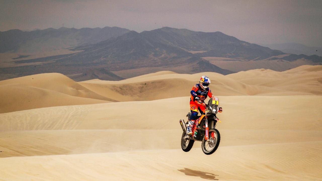 Los 10 nombres propios del Dakar 2019