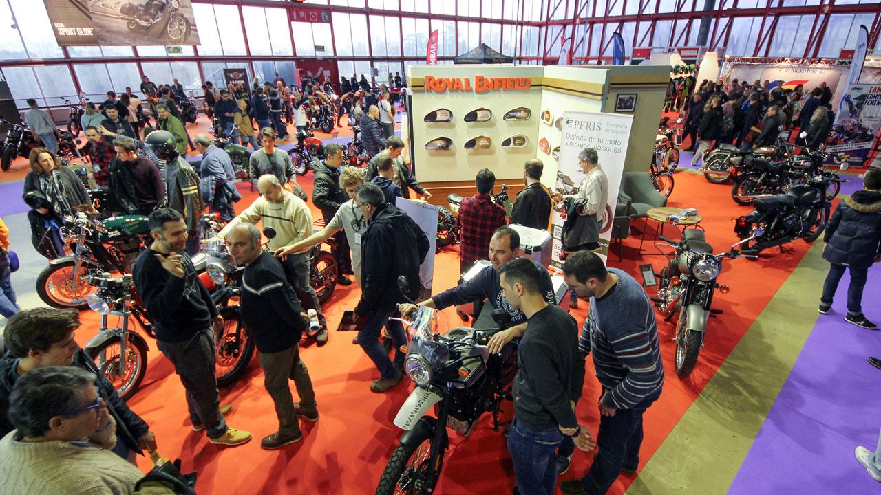 MotoMadrid 2019, vuelve el salón comercial de la moto