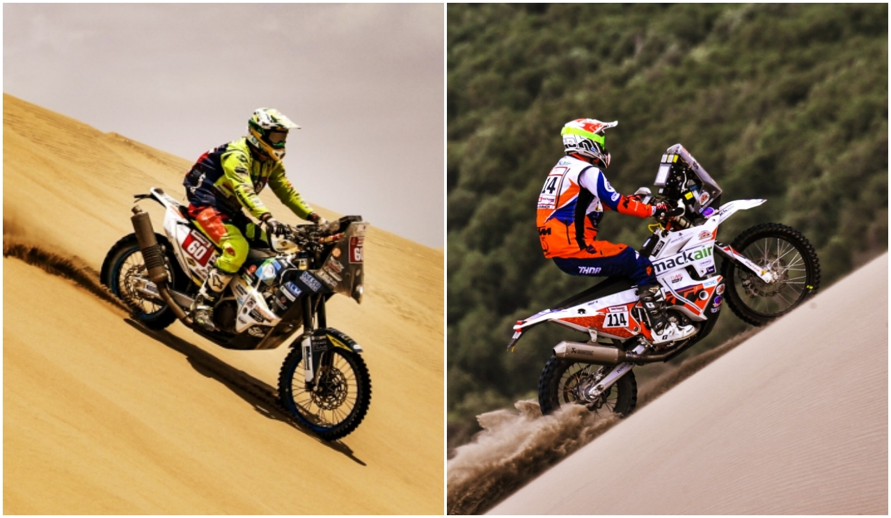 Dakar 2019: Edwin Straver, Ross Branch y Maurizio Gerini, los otros ganadores