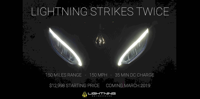 Lightning Strike, 240 km de autonomía desde 13.000 dólares, ¿la eléctrica que veníamos pidiendo?