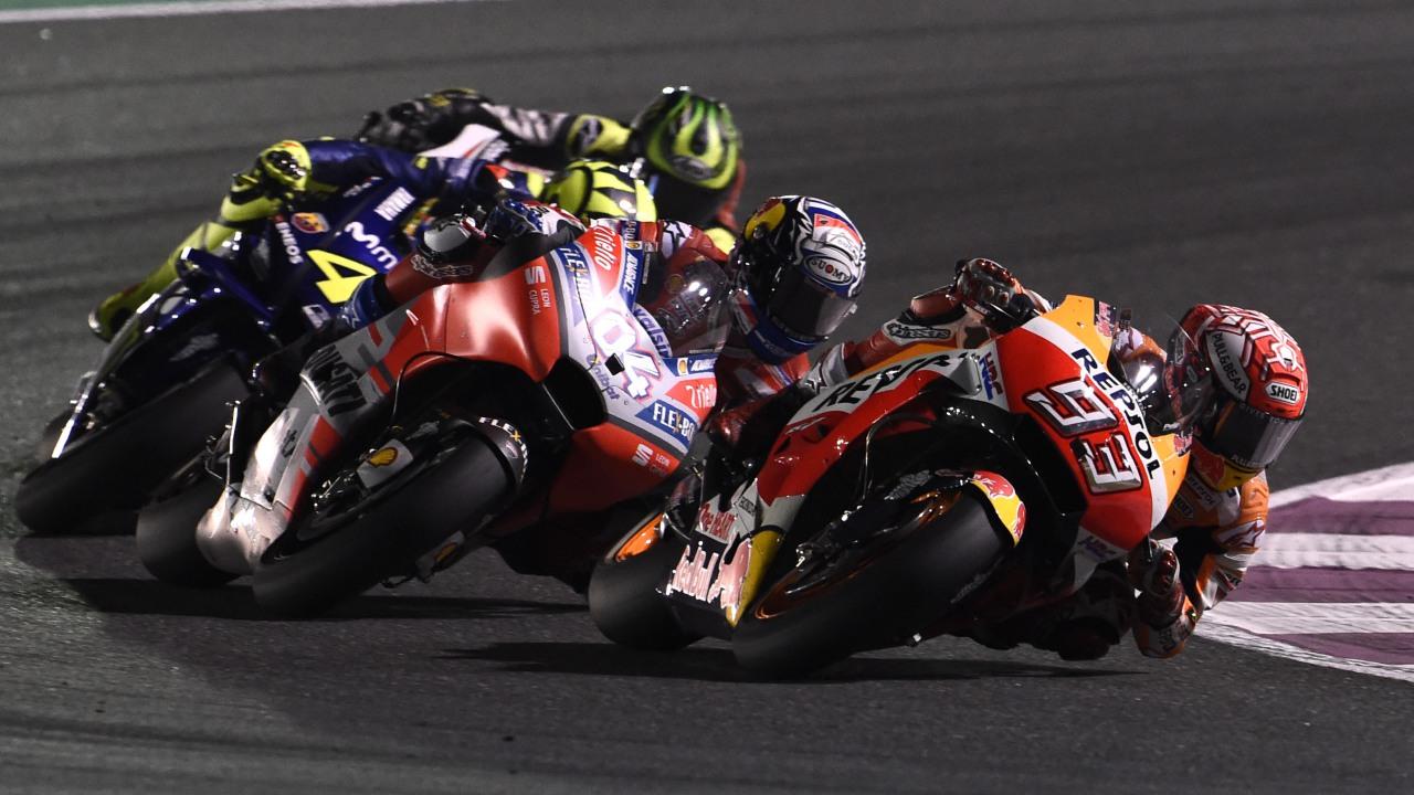 Calendario definitivo Mundial MotoGP 2019