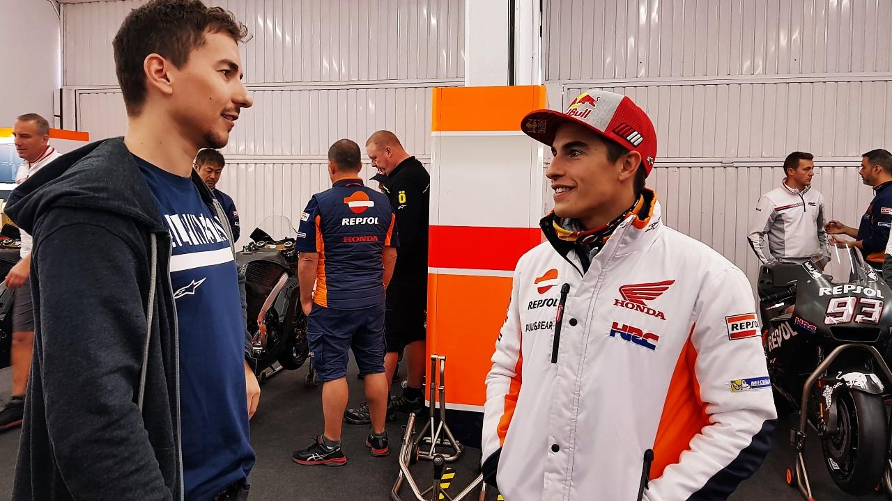 Honda comienza MotoGP 2019 con sus tres pilotos estrella lesionados