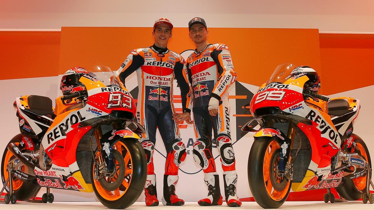 Marc Márquez & Jorge Lorenzo, el sexto Dream Team de Honda en categoría reina