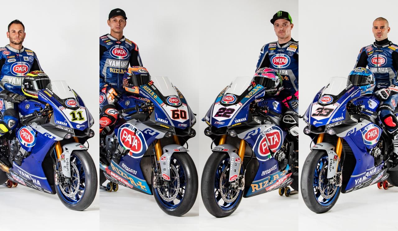 Yamaha duplica su apuesta por el Mundial de Superbike con hasta cuatro YZF-R1