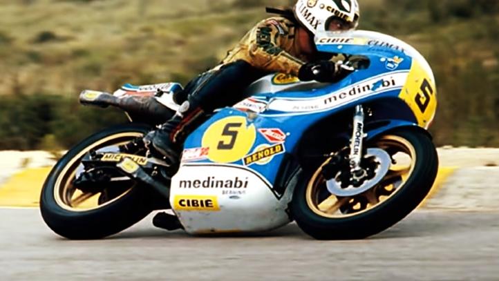 Fallece Carlos de San Antonio el 'Trompa', pionero español en el Mundial de 500cc