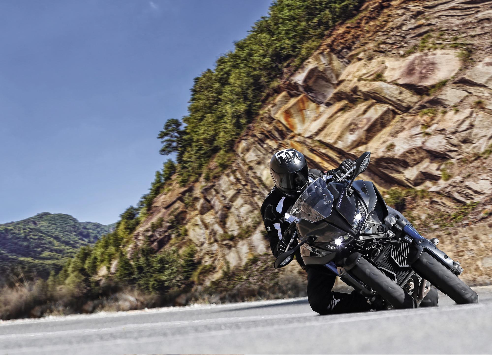 Yamaha Niken, prueba a fondo de una moto sorprendente