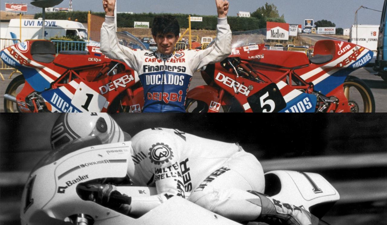 Jorge Martínez 'Aspar' y Stefan Dörflinger serán nombrados MotoGP Legends